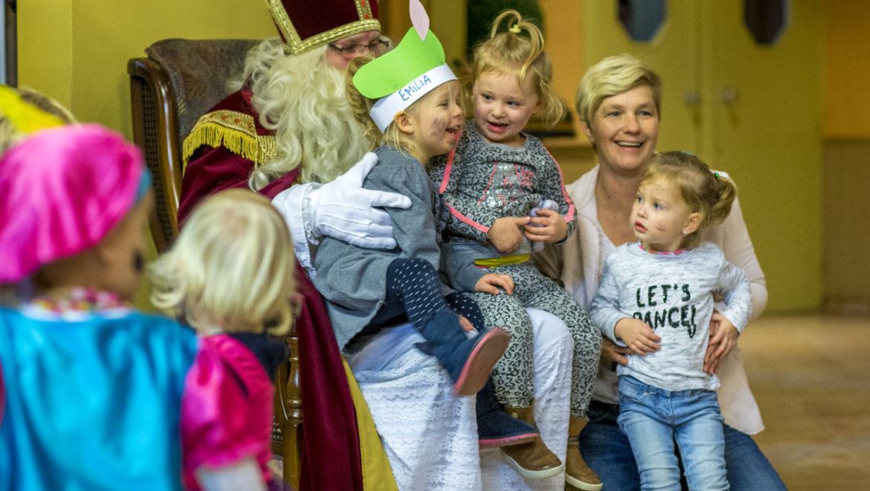 Sinterklaas feest 2016